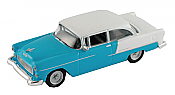 Schuco SCH-452617503 HO - 1955 Chevrolet Bel Air - Assembled