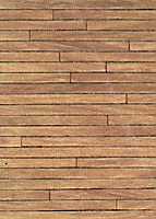 Plastruct 91859 Natural Medium Hardwood Floor Paper (2pcs pkg)