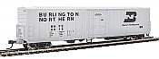 Walthers Mainline 3928 - HO 57ft Mechanical Reefer - Burlington Northern/BNSF #8818
