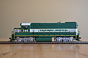 Athearn Genesis G13229 HO GP15-1 - DCC & Sound - California Northern No.103