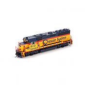 Athearn G40879 HO GP40-2 w/DCC & Sound, Chessie /Baltimore and Ohio Railroad - B&O #4444