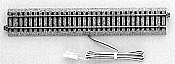 "Kato Unitrack 2-151 HO Scale Straight Section Feeder Track: 9-3/4"" 246mm S246"