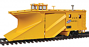 Walthers Proto 110009 HO Russell Snowplow - Ready to Run Chicago & North Western #CGW #4051