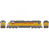Athearn 70627 HO SD70 DCC & Sound Union Pacific /Yellow Ex SP with PTC #3997