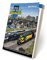 Walthers Publications - Walthers 2019 Reference Book HO, N Scale Z Scale - Super Saver