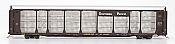 InterMountain 45257-08 HO - Bi-Level Auto Racks - Southern Pacific Rack & Flat Car #518167
