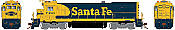 Rapido 18505 HO GE B36-7  Atchison Topeka & Santa Fe 7499 DCC & Sound - Taking Orders Now