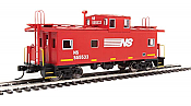 Walthers Mainline 8759 - HO International Wide-Vision Caboose - Norfolk Southern #555533