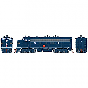 Athearn Genesis 19562 - HO F7A EMD - DCC & Sound - MP/T&P/Freight #925