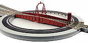 Kato 20-283 N Scale Electric Turntable