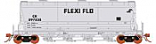 Rapido 133006-4 - HO ACF PD3500 Flexi Flo Hopper - Conrail CR Version 2(963H) Flexi Flo Repaint-inservice 1976 No.897865