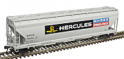 Atlas 20006390 - HO ACF 5250 Covered Hopper - Hercules Pro-Fax (HPCX) #50415