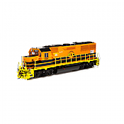 Athearn Genesis 65801 HO GP50 Phase 1 DCC/SND, IORY/Orange & Black #5012