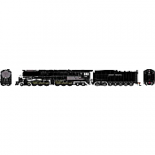 Athearn 25743 - N 4-6-6-4 Steam Challenger - DCC & Sound - Union Pacific #3967