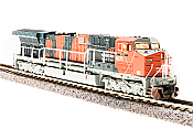 Broadway 3743 N Scale GE AC6000 With Rolling Thunder DCC & Sound BHP 6073