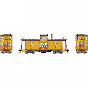 Athearn Genesis G78553 - HO CA-9 ICC Caboose w/Lights DCC Ready - Union Pacific #25668