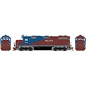 Athearn Genesis G71718 - HO GP38-2 - DCC Ready - Helm Leasing (HLCX) #3814