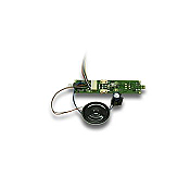 Digitrax SDH164K1B - HO 1 Amp Board Replacement Mobile/SoundFX/Function Decoder for Kato SD38-2 locos