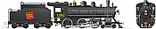 Rapido 603508 HO H-6-d Canadian National Railway #1392 DC/DCC/Sound Pre-Order coming 2020