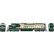 Athearn Genesis G6414 HO Scale - SD70MAC Diesel, w/ DCC & Sound - BNSF #9647