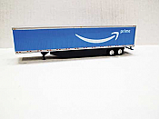 Trucks n Stuff TNS151 - HO 53ft Dry Van Trailer - Amazon Prime