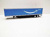 Trucks n Stuff TNS151 - HO 53ft Dry Van Trailer - Amazon Prime