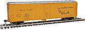 Walthers 2837 HO Mainline 50 Ft PC&F Insulated Boxcar Fruit Growers Express FGE #593993