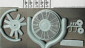 Detail Associates 2007 HO - Cooling Fans - Q-Type 52 inch  1994