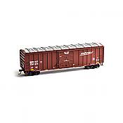 Athearn RND HO 14818- 50 ft ACF OP Box - BNSF #72488