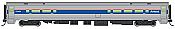 WalthersMainline 31051 HO Scale - RTR 85 ft Horizon Food Service Car - Amtrak (Phase IV)