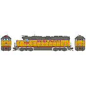 Athearn Genesis G65149 - HO GP40-2 Diesel - w/DCC & Sound - UP #908