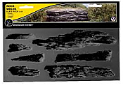 Woodland Scenics 1247 Rock Molds - Rock Shelf