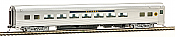 WalthersMainline 30010 - HO 85 ft Budd Large-Window Coach - Ready to Run - Alaska Railroad