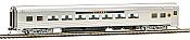 WalthersMainline 30010 - HO 85 ft Budd Large-Window Coach - Ready to Run - Alaska Railroad