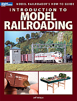 Kalmbach Publishing Co Book Introduction to Model Railroading