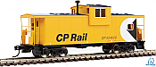 Walthers 8703 HO Mainline International Extended Wide-Vision Caboose - CP Rail #434609