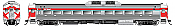 Rapido 16523 HO RDC-1 (Phase 1b) – CP Rail (Action Red) #9054 - DCC & Sound