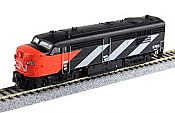 Rapido Trains 20508 HO True North 20506 HO Diesel FPA-4 - DCC & Sound  Canadian National CN Wet Noodle #6763