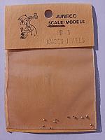 Juneco Scale Models B-5 - HO 3/4in Amber Jewels (12/pkg)