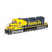 Atlas 71578 - HO RTR SD39 - DCC/Sound - BNSF #6216