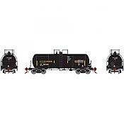 Athearn Genesis G17864 HO - 13K Gallon Acid Tank - UTLX #125099