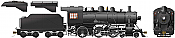 Rapido 602015 HO D10 Painted, Unlettered High Headlight DC/Silent Pre-Order coming 2020