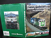 Burlington Northern Disesl Locomotives Three decades of BN Power