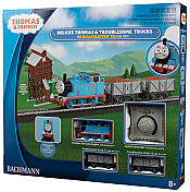 Bachmann Industries 00760 - HO Scale Deluxe 75th Anniversary Thomas & the Troublesome Trucks Set