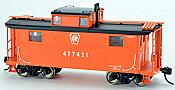 Bowser 42559 - HO N5 Caboose - PRR #477421