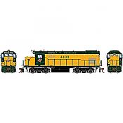Athearn Genesis G13225 HO GP15-1 - DCC & Sound - Chicago North Western No.4409