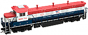 Atlas Trainman Plus 10 001 201 HO NRE Genset Locomotive DCC Ready- San Diego & Imperial Valley #702
