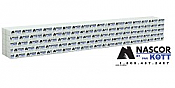 Walthers SceneMaster 3165 - HO Wrapped Lumber Load for 72ft Centerbeam Flatcar - Nascor