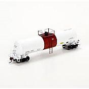 Athearn 73991 HO RTC RTC 20,900-Gallon Acid Tank, RCRX #1052