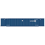 Atlas 20005952 HO 53ft CIMC Container Set, UMAX Set #2